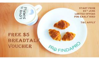 FindAPro BreadTalk