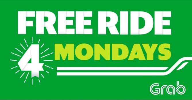 Grab Free Ride