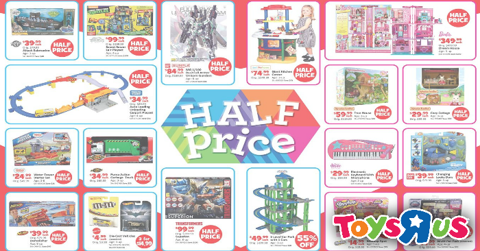 "Toys R Us Prices : Toys ""r us grand opening sale up to off at great"