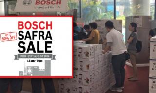 Bosch Safra Sale