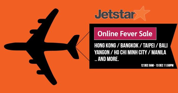 Image result for jetstar 12.12 online fever