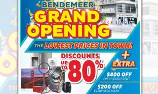 bendemeer-opening-special
