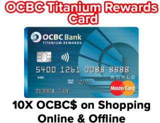 OCBC TITANIUM
