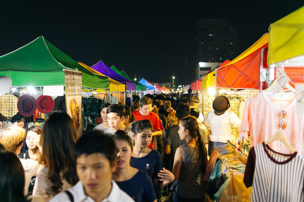 Rod Fai Night Market