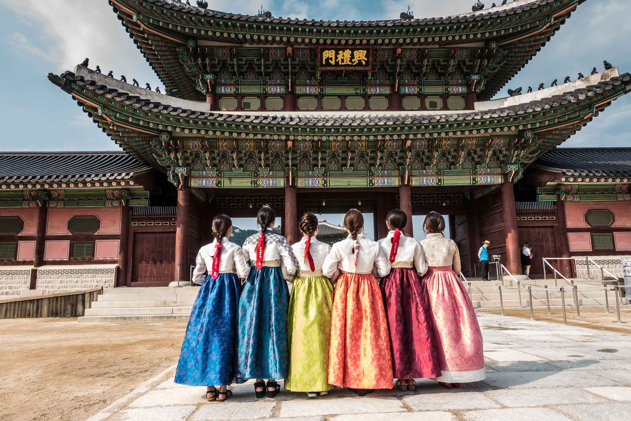 Gyeongbokgung Palace via travelpast50.com