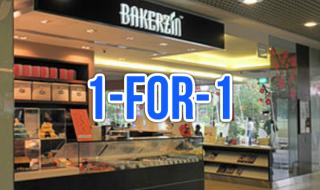 Bakerzin 1 for 1