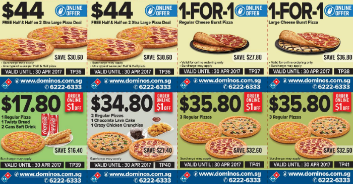 Dominos 25 discount coupon