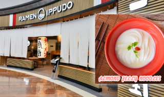 Ippudo Almond Jelly Noodles