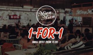 Miam Miam Small Bite 1 for 1