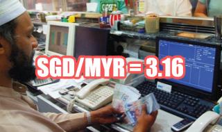 SGD MYR