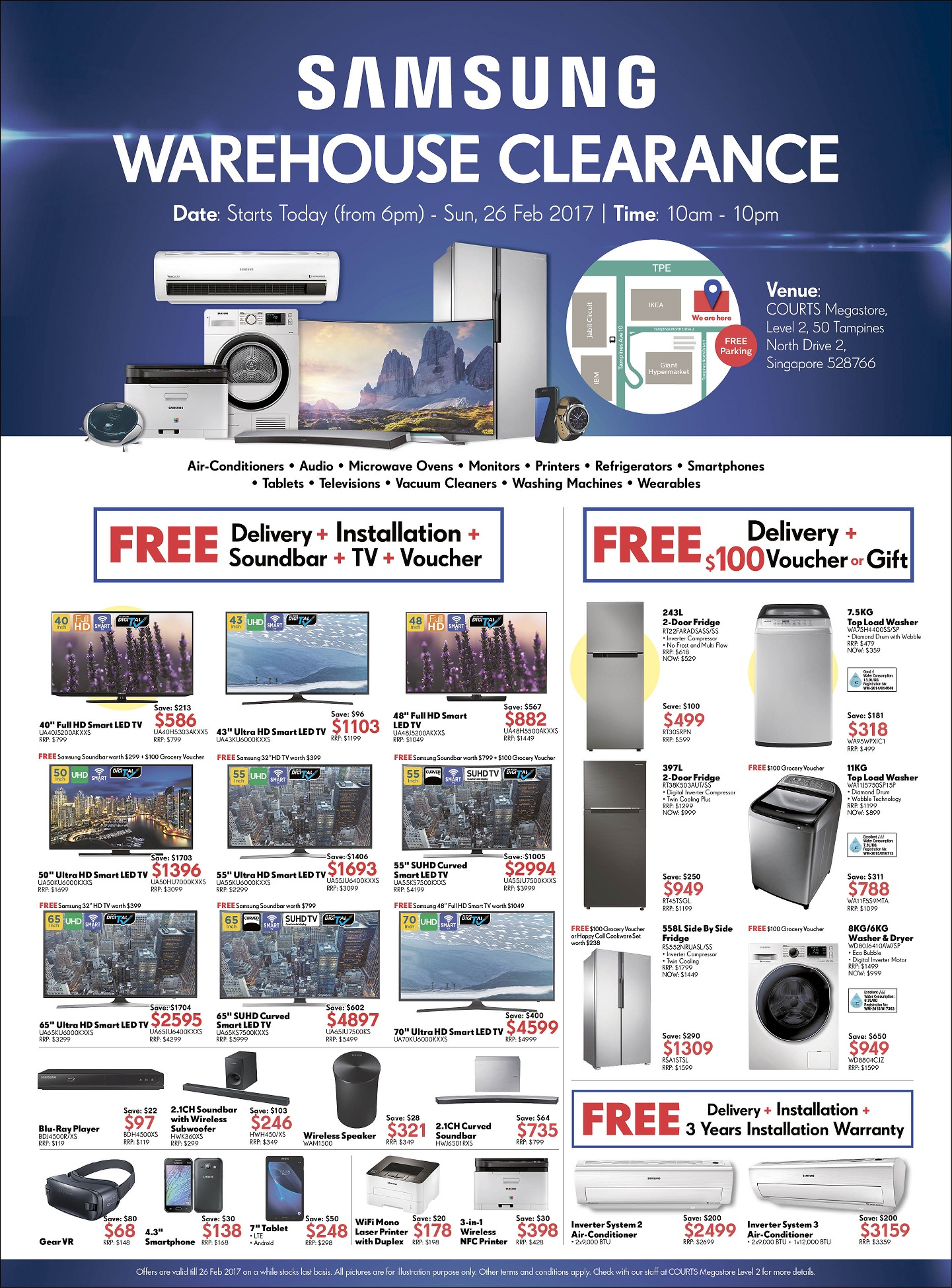 Samsung+Warehouse+Clearance+2017