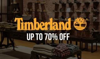 Timberland UP TO 70