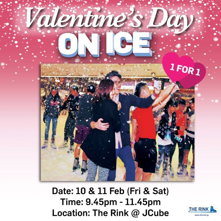 Valentine Day on ICE