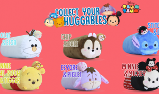 Disney Tsum Tsum Huggable