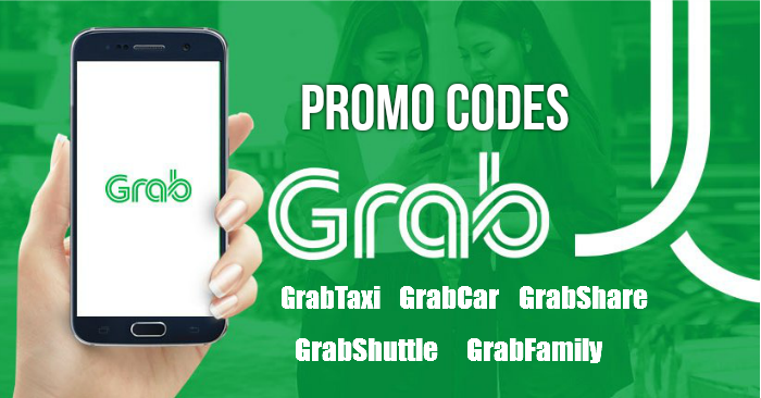 Here's a huge list of Grab promo codes that you can use for