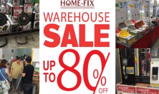 Home Fix warehouse Sale