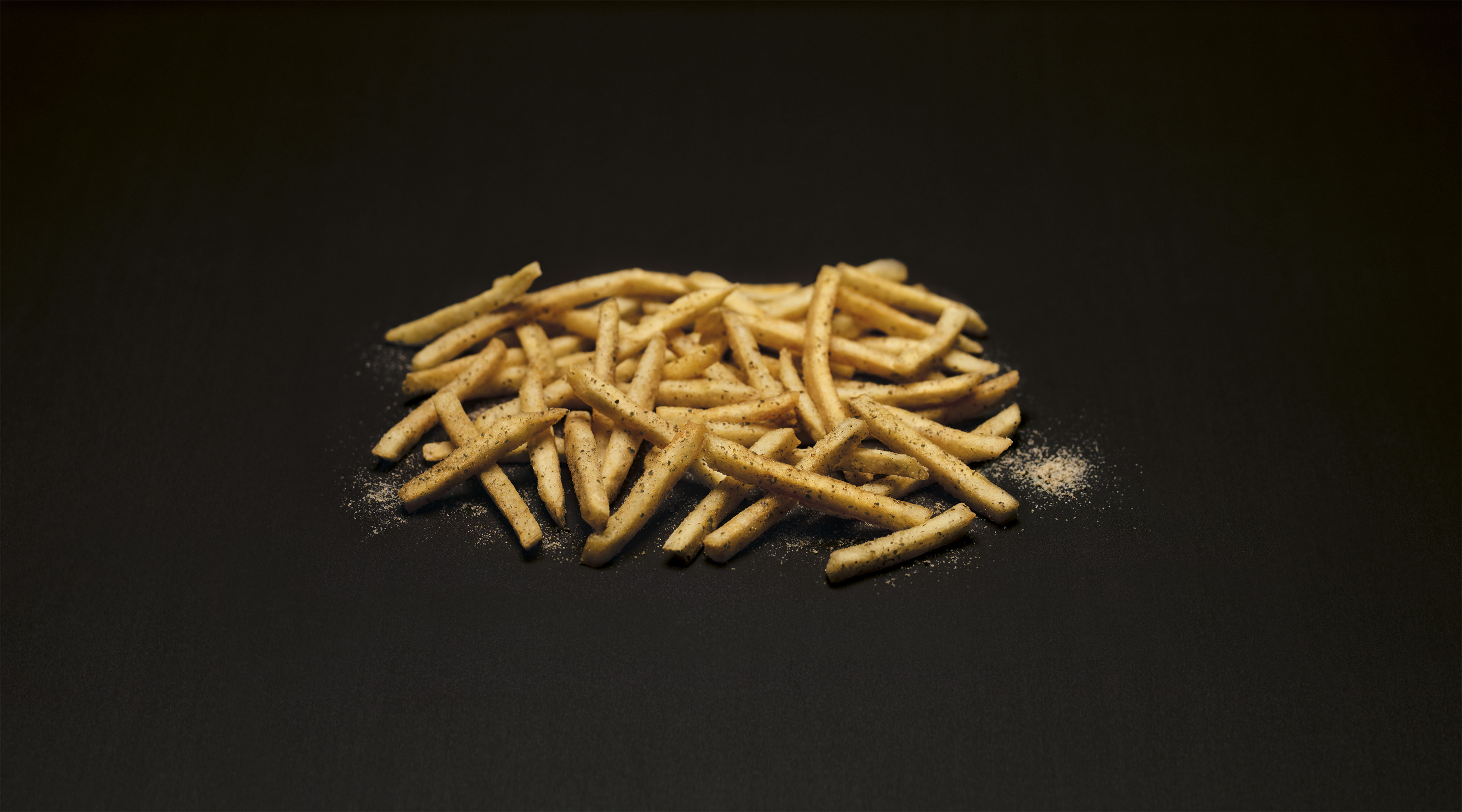 McDonald's Roasted Sesame and Seaweed Shaker Fries