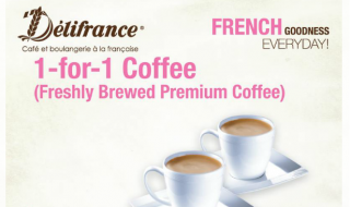 delifrance coffee