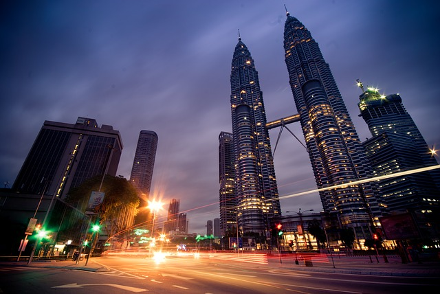 (Petronas Tower, KL)