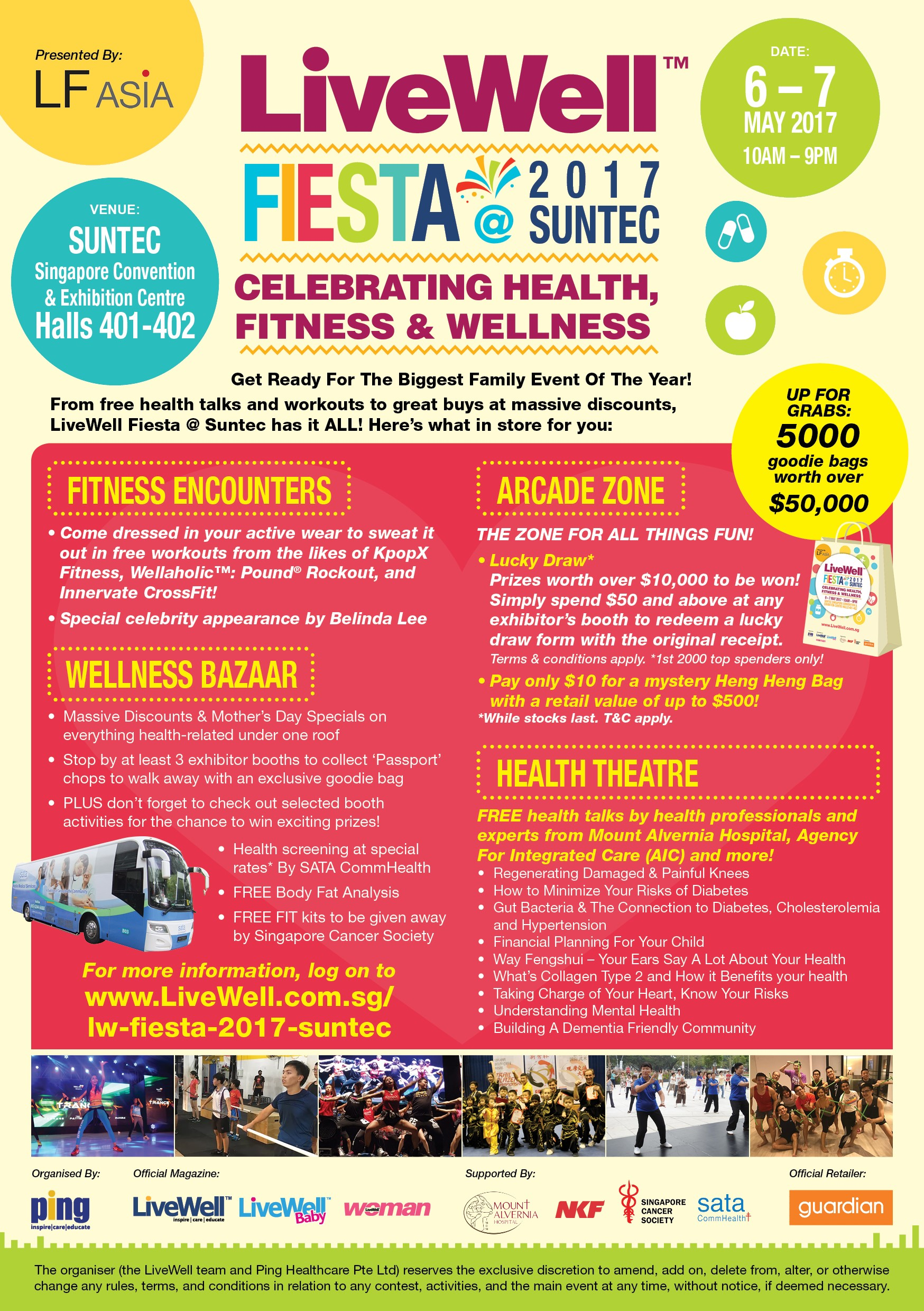 livewell flyer