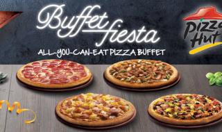 pizza hut buff