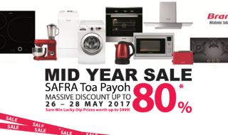 Brandt Mid Year Sale