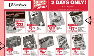 FairPrice offers