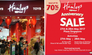 Hamleys Sale