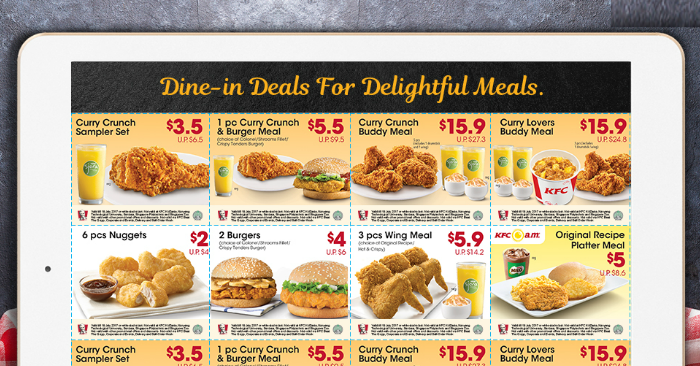 Kfc nl coupons 2019