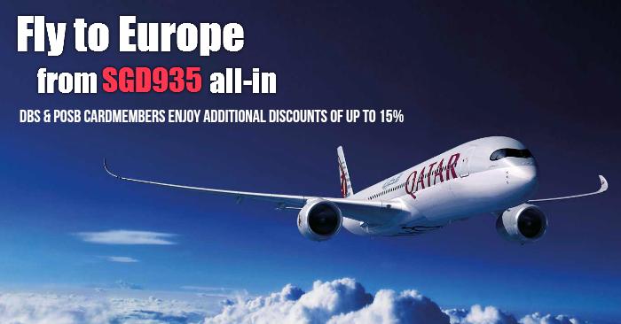 Qatar Europe