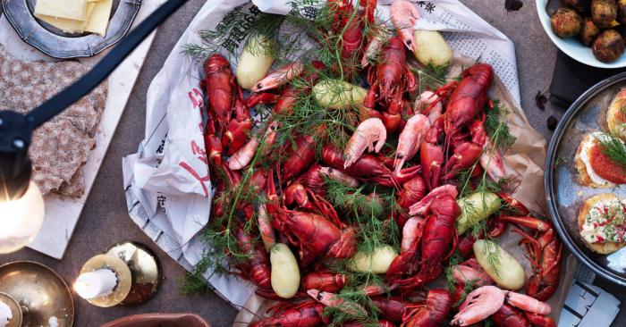 Want to enjoy unlimited crayfish? IKEA's Crayfish Party