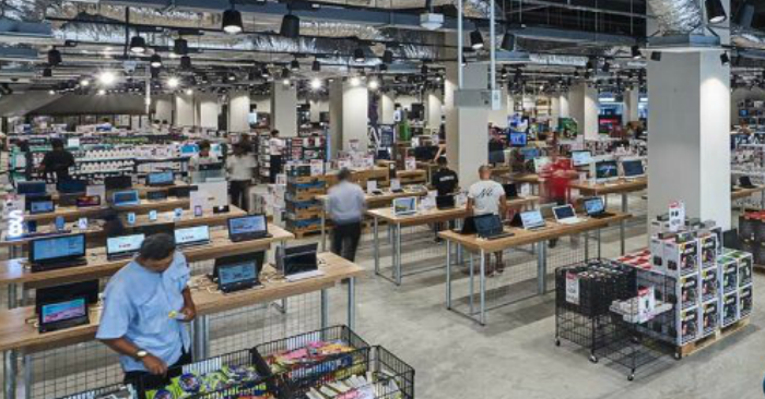 harvey norman opens first