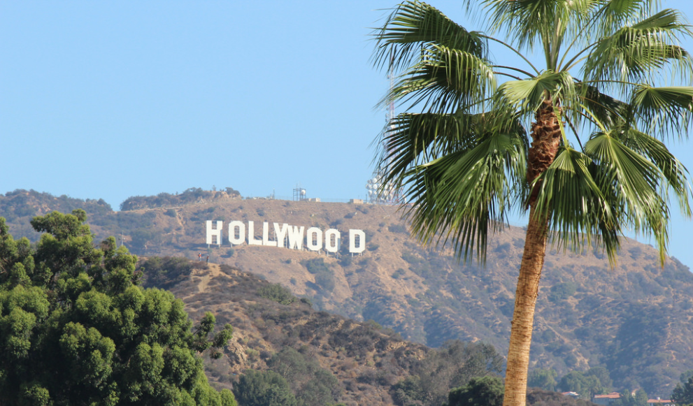 Los Angeles Hollywood (Image credit: Shinya Suzuki, via Flickr)