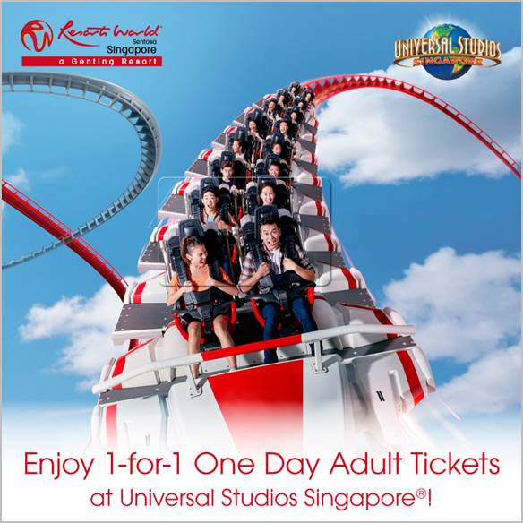 More on Univeral Studios Tickets. To all those who love to have blockbuster kind of fun on their weekends or any day for that matter, hop in to Universal Studios ticket promotion and pay for the same in a smooth process.