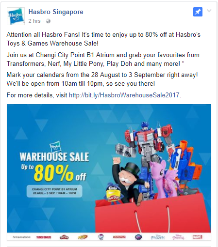 Hasbro SG