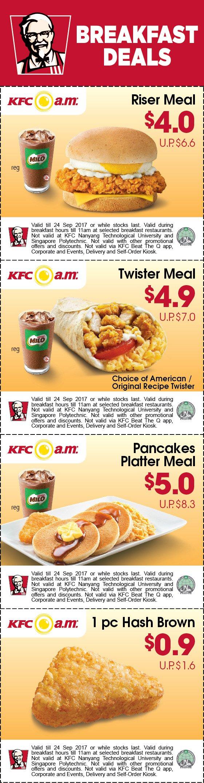 KFC_ZDD_E-couponStrip_Breakfast Deals