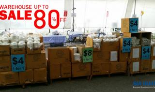 Sia Huat Warehouse Sale