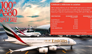 Emirates Airlines Sale