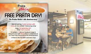 Free Prata Day