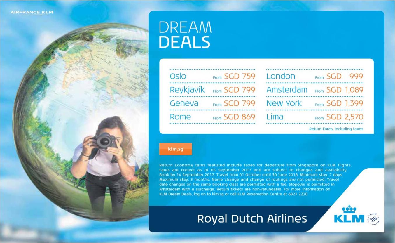 KLM Dutch
