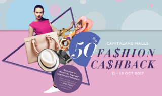 Fashion cashback