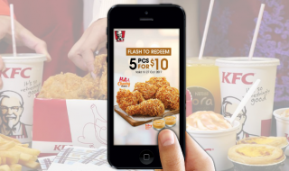 KFC Flash Redeem