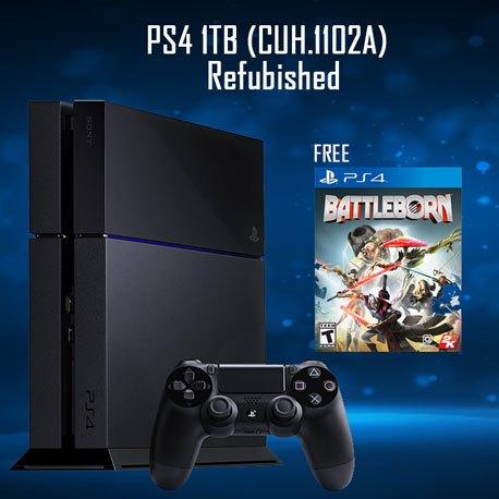 PS4-1TB-CUH-1102A-Refurbished