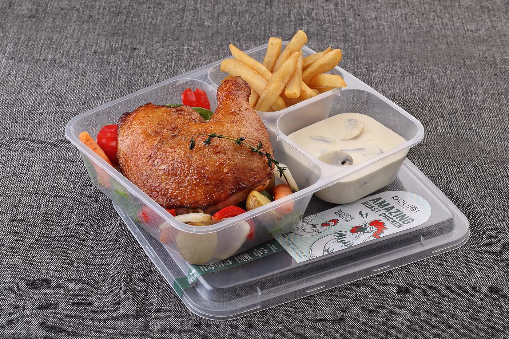 Poulet - Delivery Quarter Roast Chicken