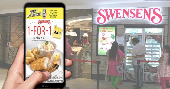 Swensen app