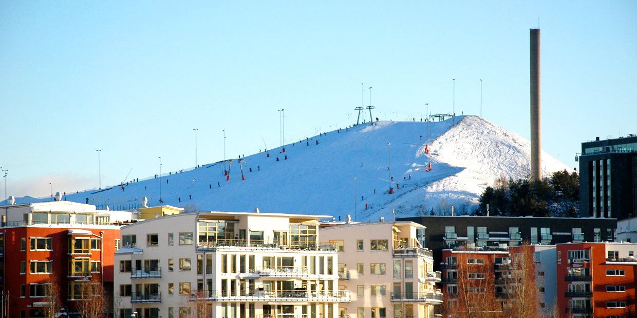 Hammarbybacken ski resort by Joopey, via Flickr