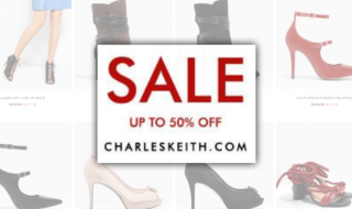 Charles Keith 50