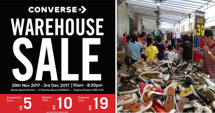 converse sale harrison road