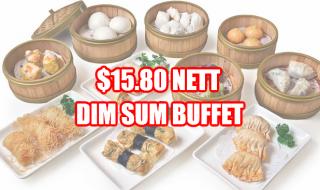 dim sum buffet