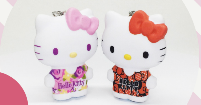 ezlink released new hello kitty ezcharms from 8 march